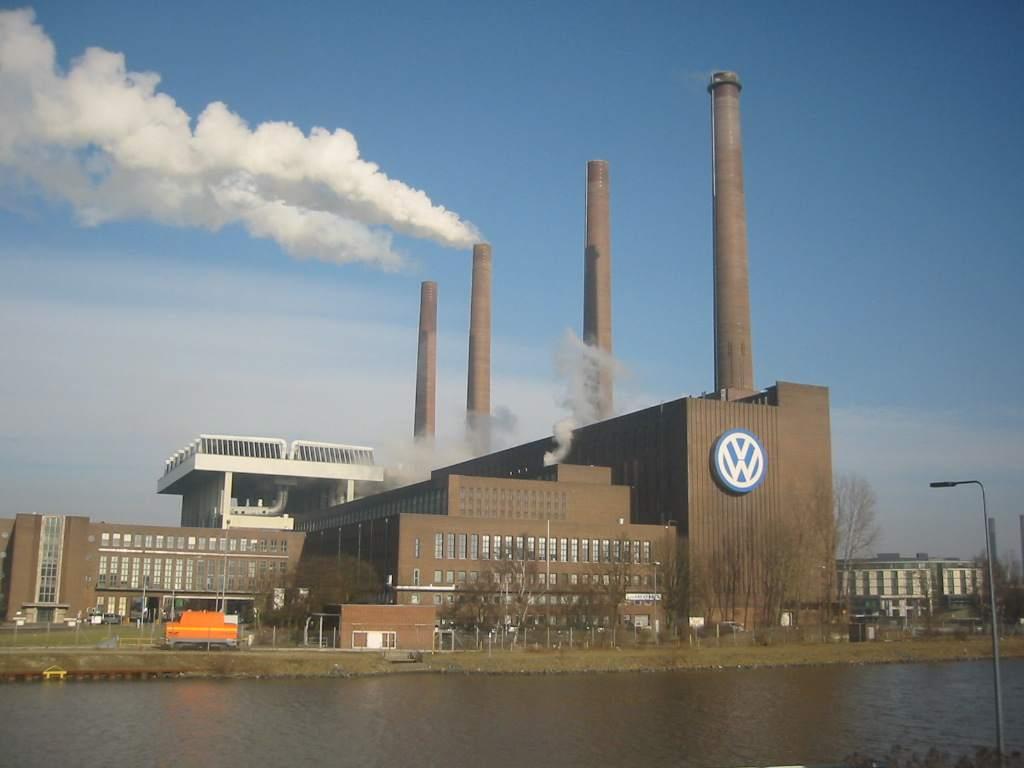 Volkswagen-Quartalszahlen - Zentrale in Wolfsburg