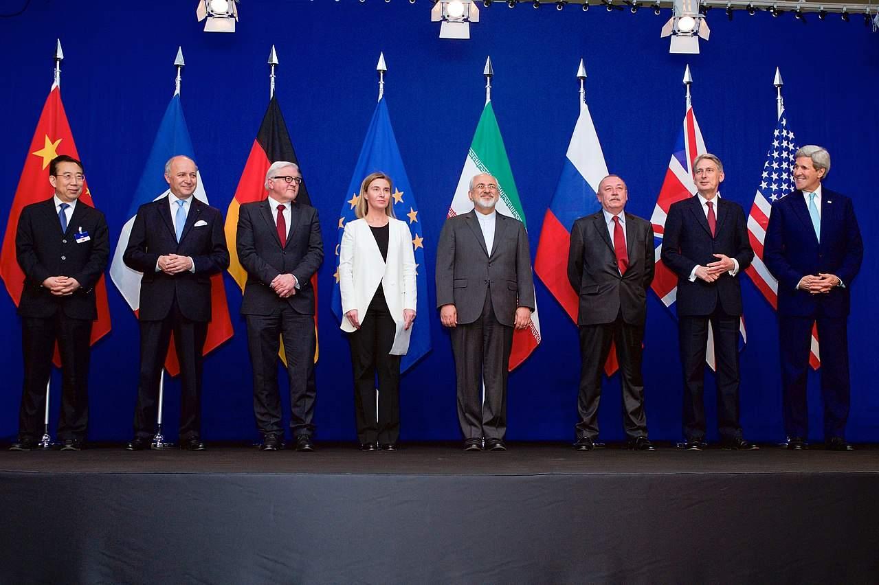 Iran Atomabkommen 2015