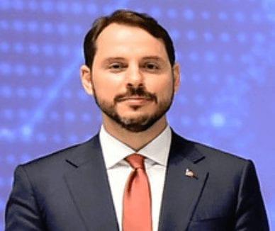 Berat Albayrak - Türkei Finanzminister