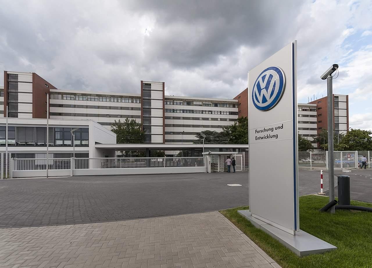 Diesel-Skandal - Volkswagen-Werk