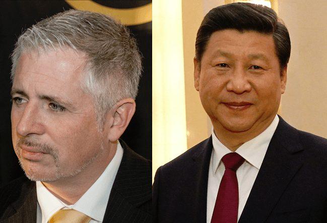 Dirk Müller / Xi Jinping