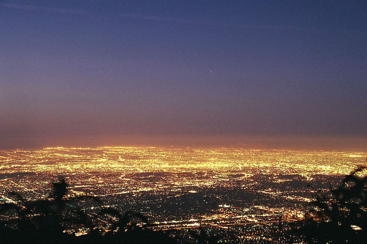 Los Angeles Ufo-Alarm? Elon Musk