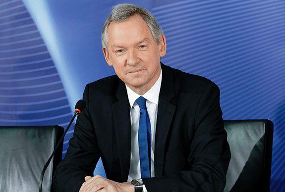 Lutz Marmor ARD-Chef - Rundfunkbeitrag muss steigen