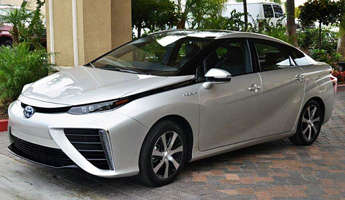 Toyota - globaler Automarkt