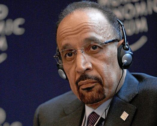 Der Ölpreis soll steigen - Khalid Al-Falih