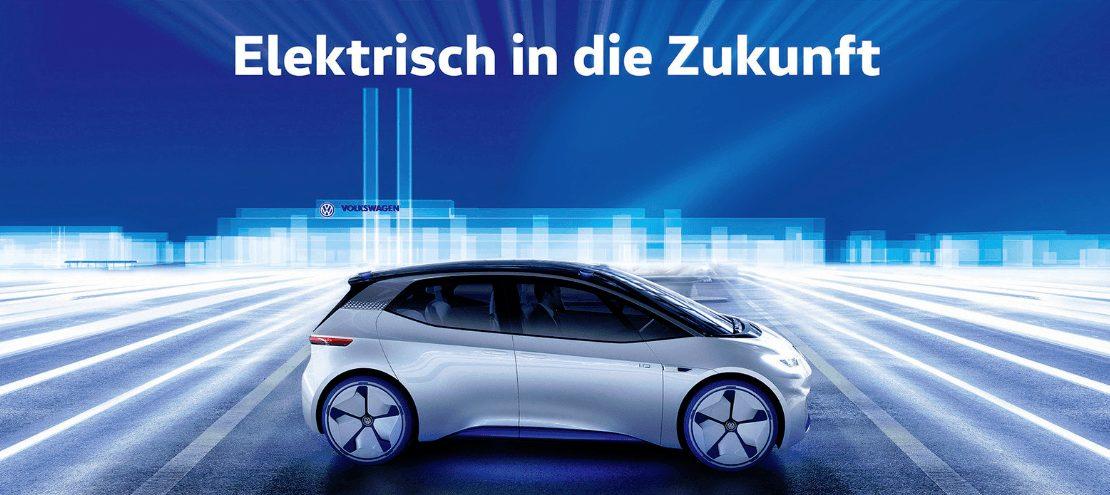 Volkswagen Elektroauto