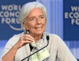 Lagarde Kryptowährungen
