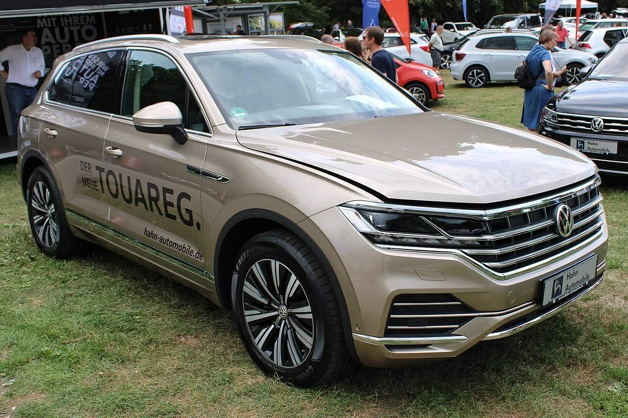 VW KfZ-Zulassungen