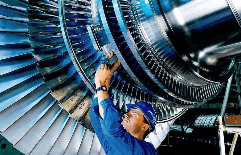Arbeitsstunden - Siemens