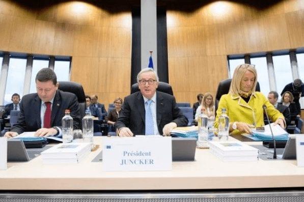 Juncker - Euro