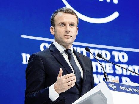 Frankreich - Macron