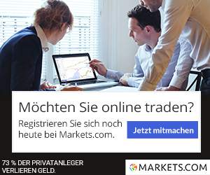 markets.com Sponsor der Einstiegs-Chance