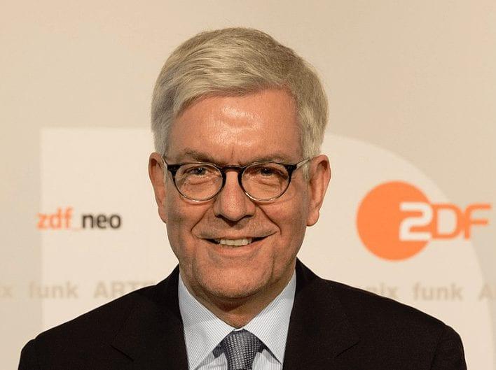 Bitte einen höheren Rundfunkbeitrag - ZDF-Chef Thomas Bellut