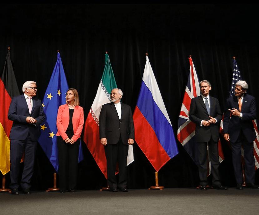 Nicht mehr gültiges Atomabkommen Iran USA EU