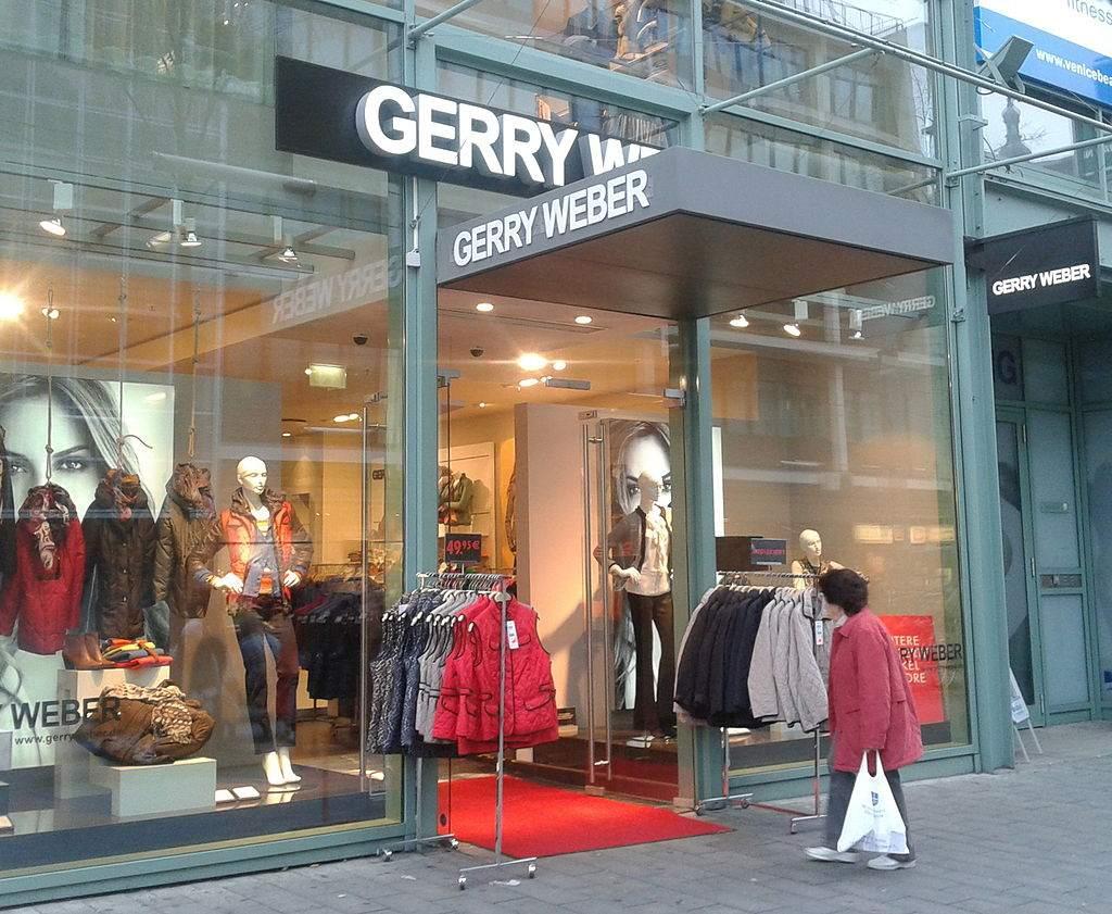 Gerry Weber Laden
