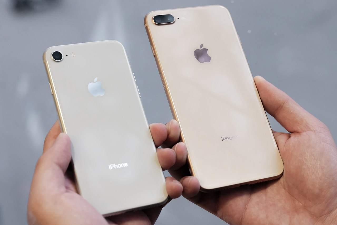 Apple-Quartalszahlen - iPhone Beispielbild