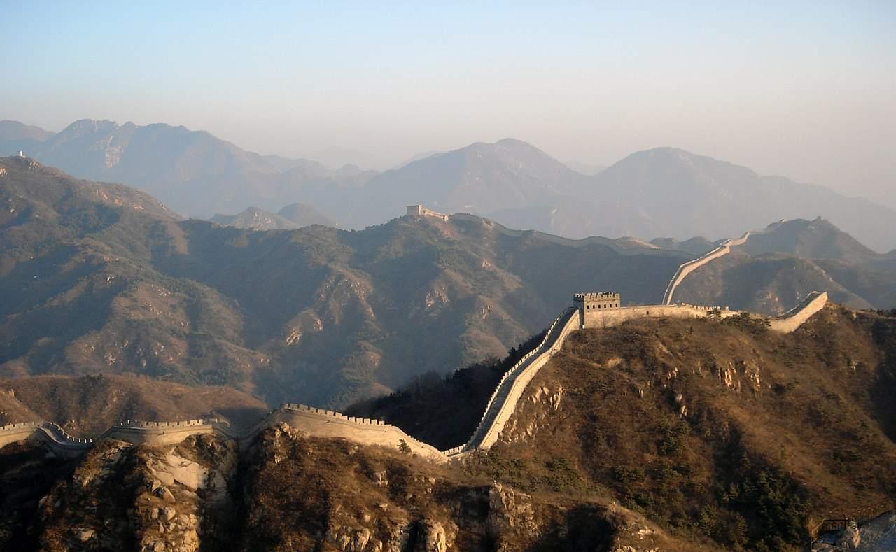 Chinesische Mauer1