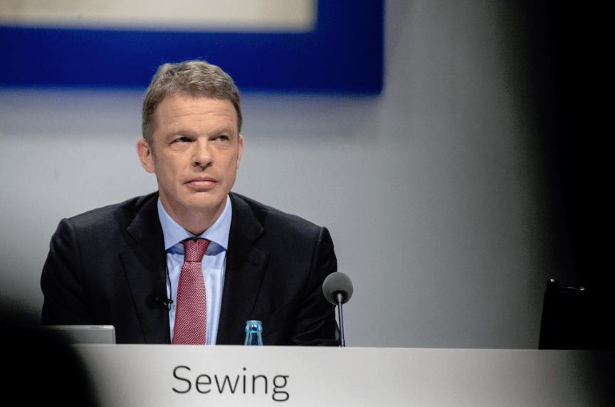 Deutsche Bank-Chef Christian Sewing