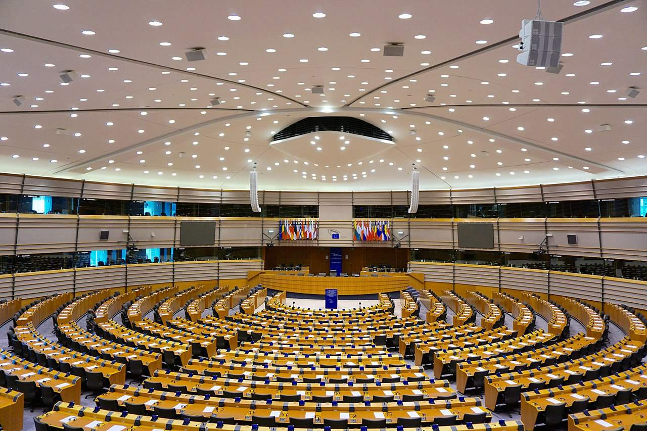 EU-Parlament Uploadfilter