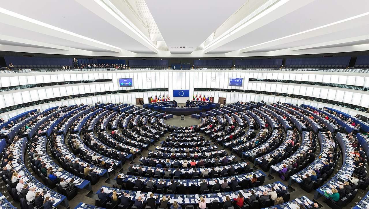 Rechtsausschuss EU-Parlament über Artikel 13