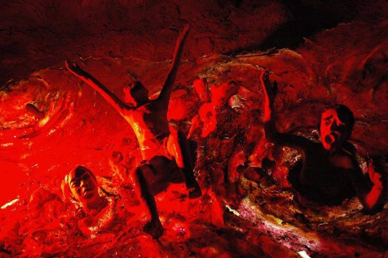 IWF-Idee Bargeld Höllenfeuer