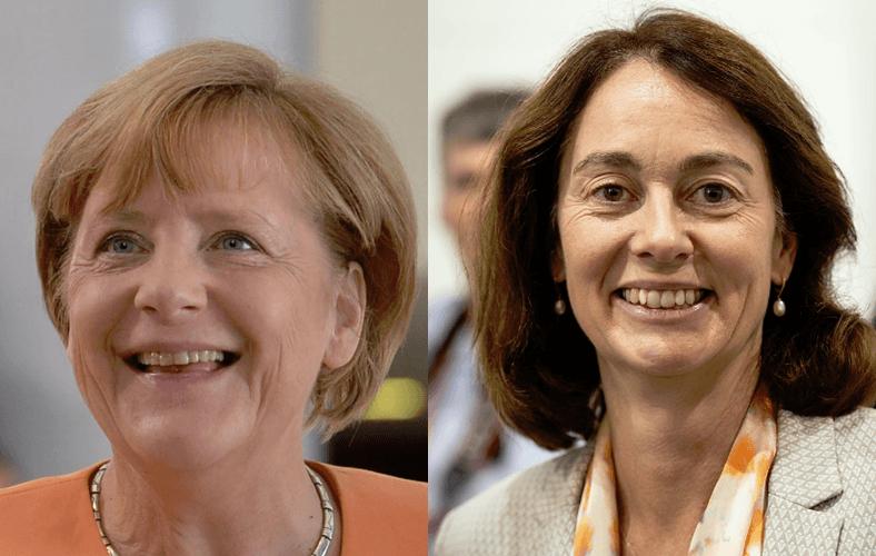 Merkel und Barley über Artikel 13 und Uploadfilter