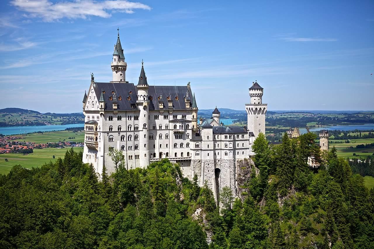 Deutscher Staat - Schloss Neuschwanstein