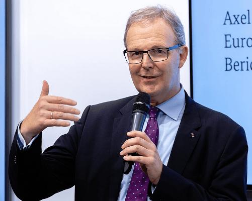 Der Initiator von Artikel 13 Axel Voss von der CDu