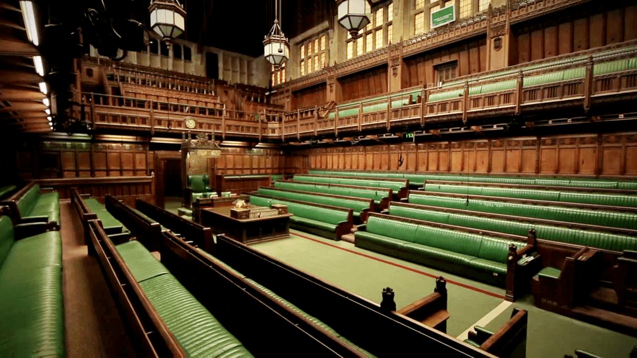 Parlament London Brexit Deal