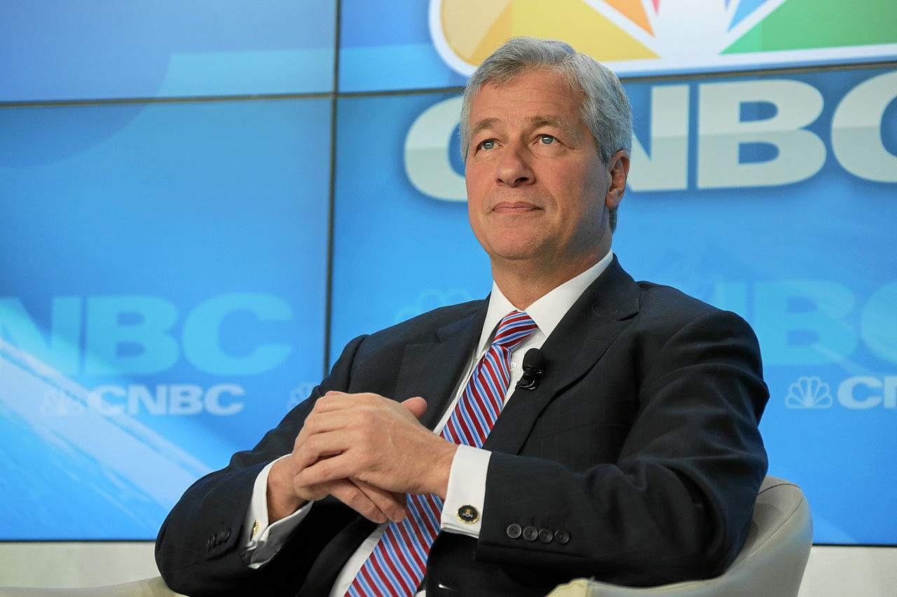 JP Morgan Jamie Dimon