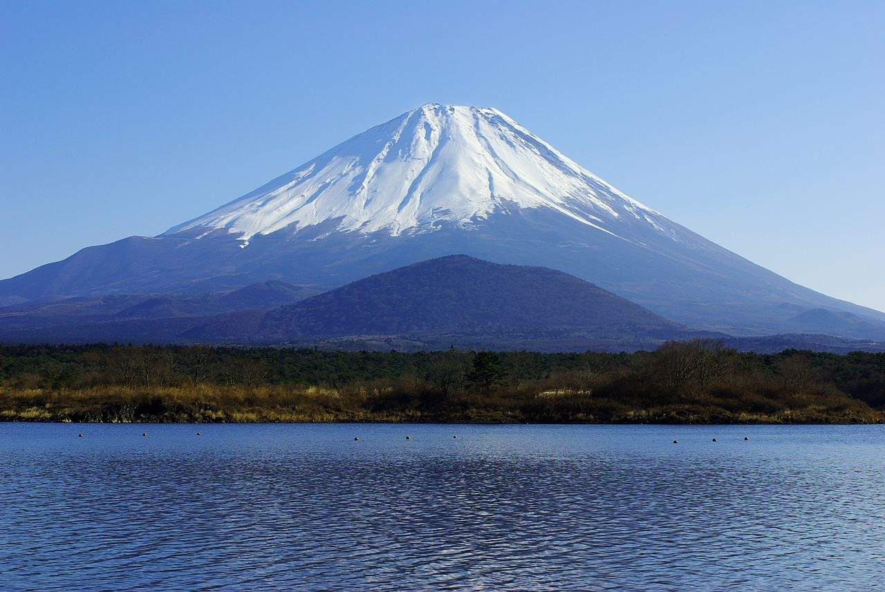 Der Fuji in Japan
