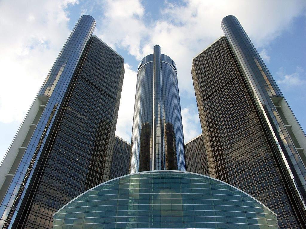 General Motors Zentrale Detroit