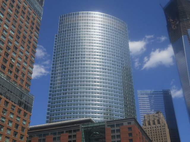 Goldman Sachs-Zentrale in New York