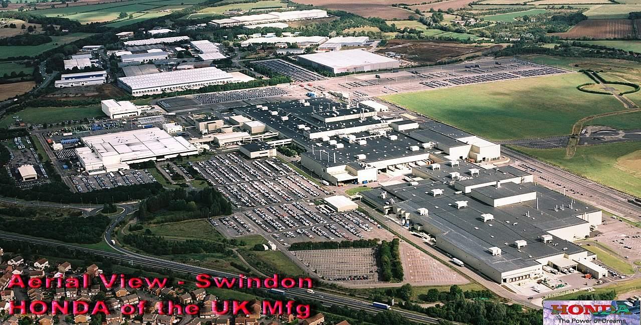 Honda in UK - Brexit macht Autoindustrie zu schaffen