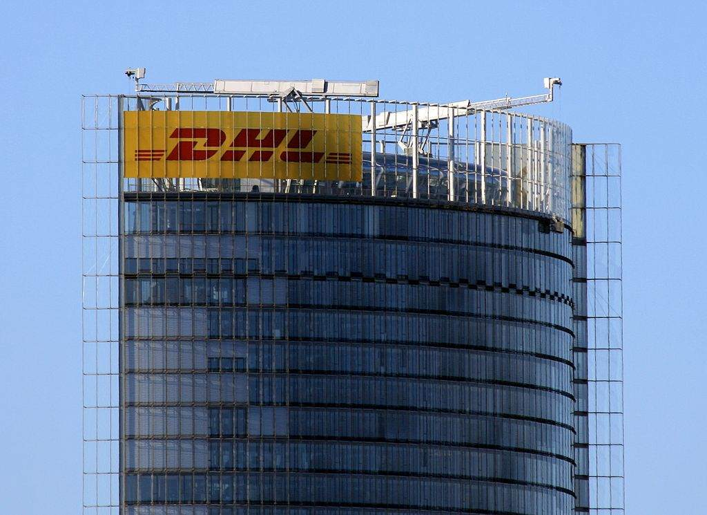 Deutsche Post Tower Bonn