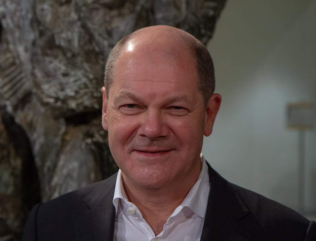 Bundesanleihen fast ohne Rendite - Olaf Scholz
