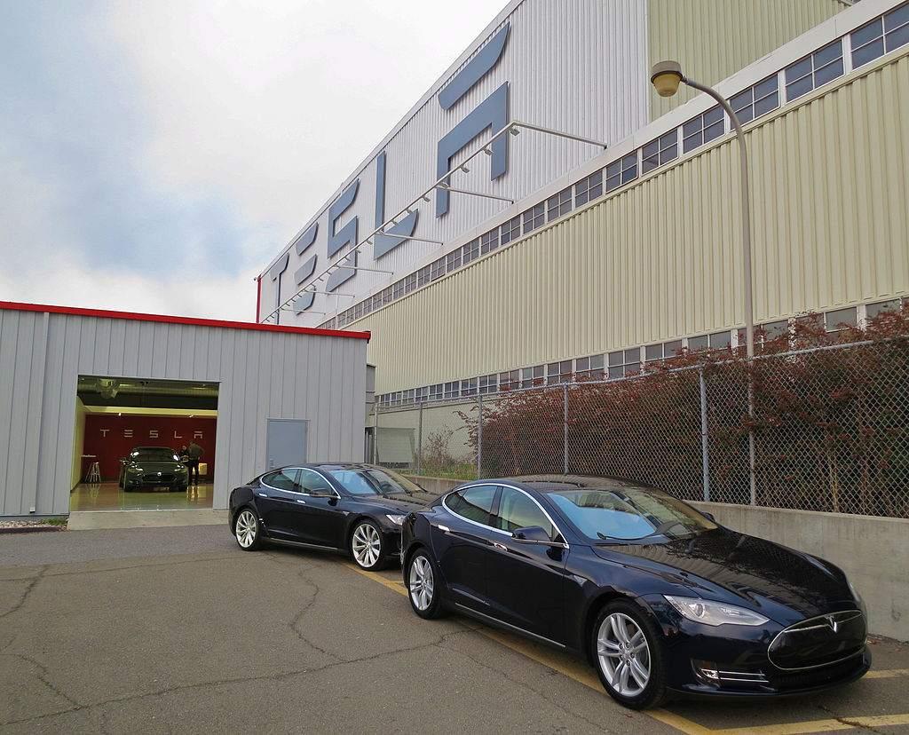 Tesla-Werk Fremont - Tesla-Quartalszahlen