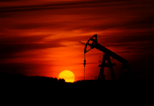 Der Ölpreis mit einem Höhenflug