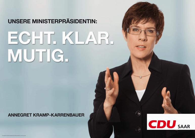 Annegret Kramp-Karrenbauer erlebt gerade das #AKKGate