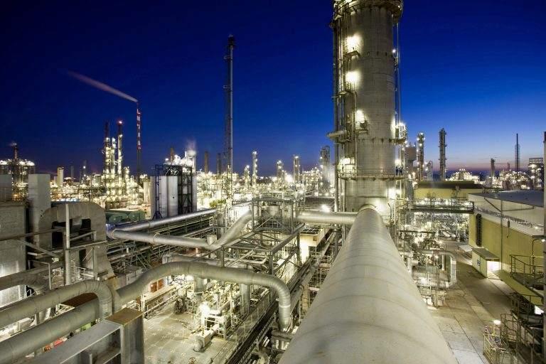 BASF-Werk - BASF-Quartalszahlen