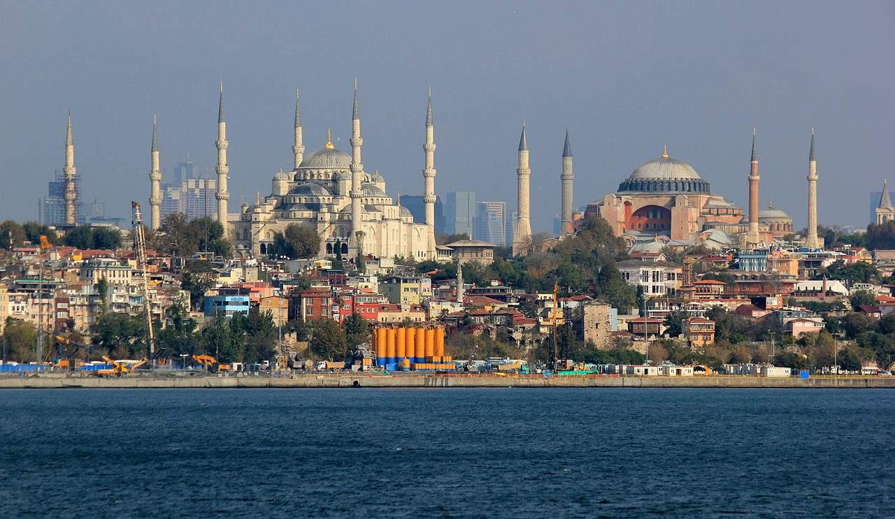 Türkei Hagia Sophia in Instanbul