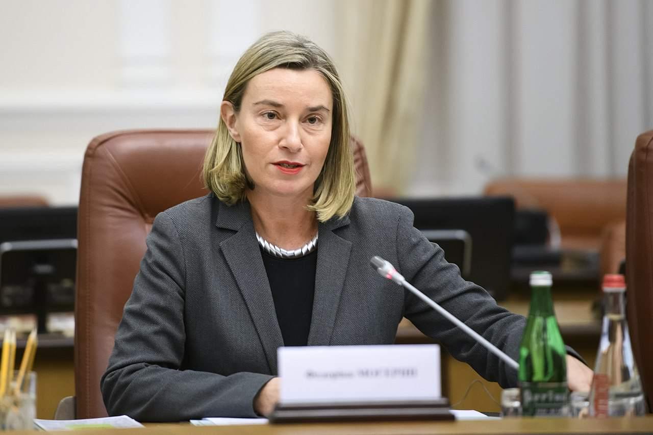 EU Mogherini zum Iran Deal