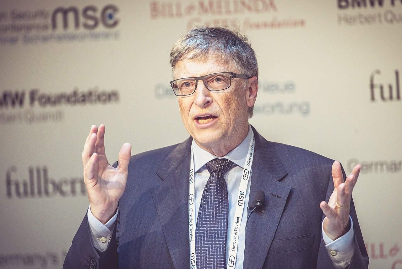 Anti Bargeld-Lobby - Bill Gates ist hier der Vorreiter - nur warum?