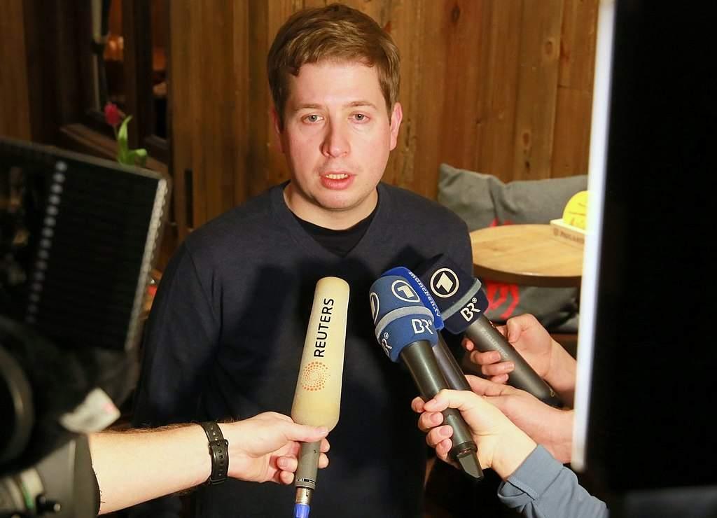 SPD Juso-Chef Kevin Kühnert