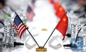 Der Handelsstreit zwischen den USA und China dauert an