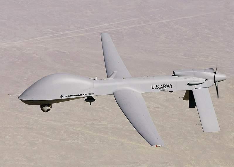 US-Drohne Beispielfoto