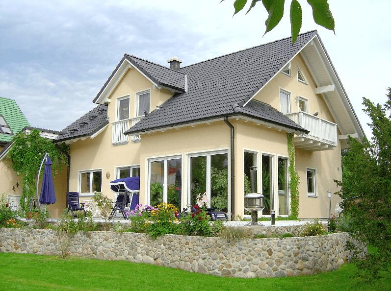 Geldanlage in Immobilien - Beispielfoto