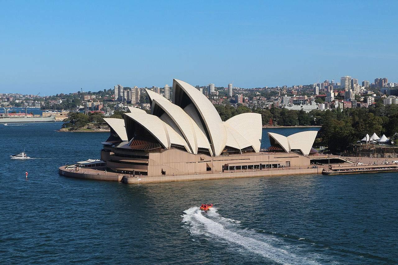 Sydney Opera - Zinssenkung in Australien
