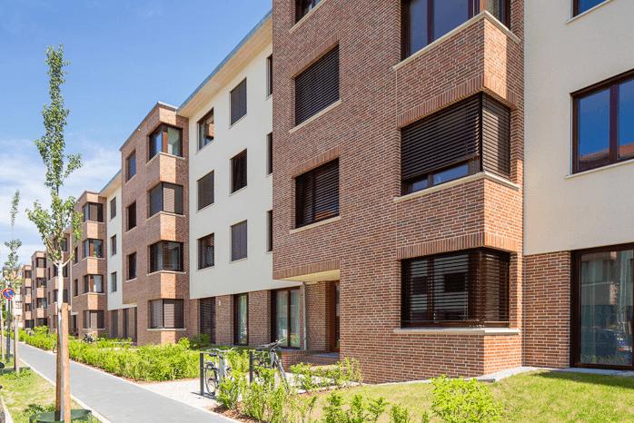 Wohnimmobilien in Deutschland - Beispielfoto