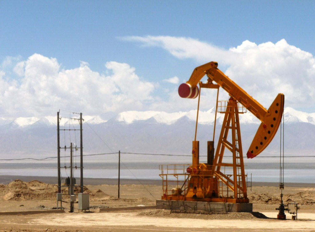 Beispielbild Ölpumpe in China - Ölpreis vor weiterem Absturz?